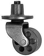 Casters For Uprights