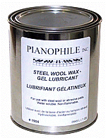 Steel Wool Wax